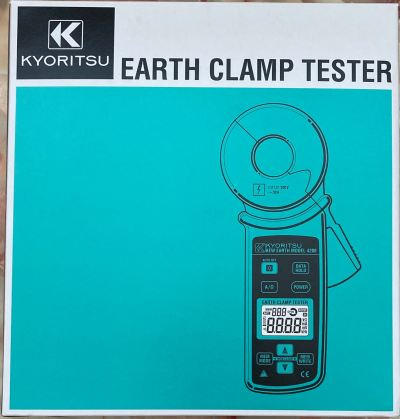 EARTH CLAMP TESTER KYORITSU 4200