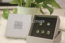 Light Green Fang Button