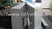 Machine Cover Laser Cutting & Bending Parts