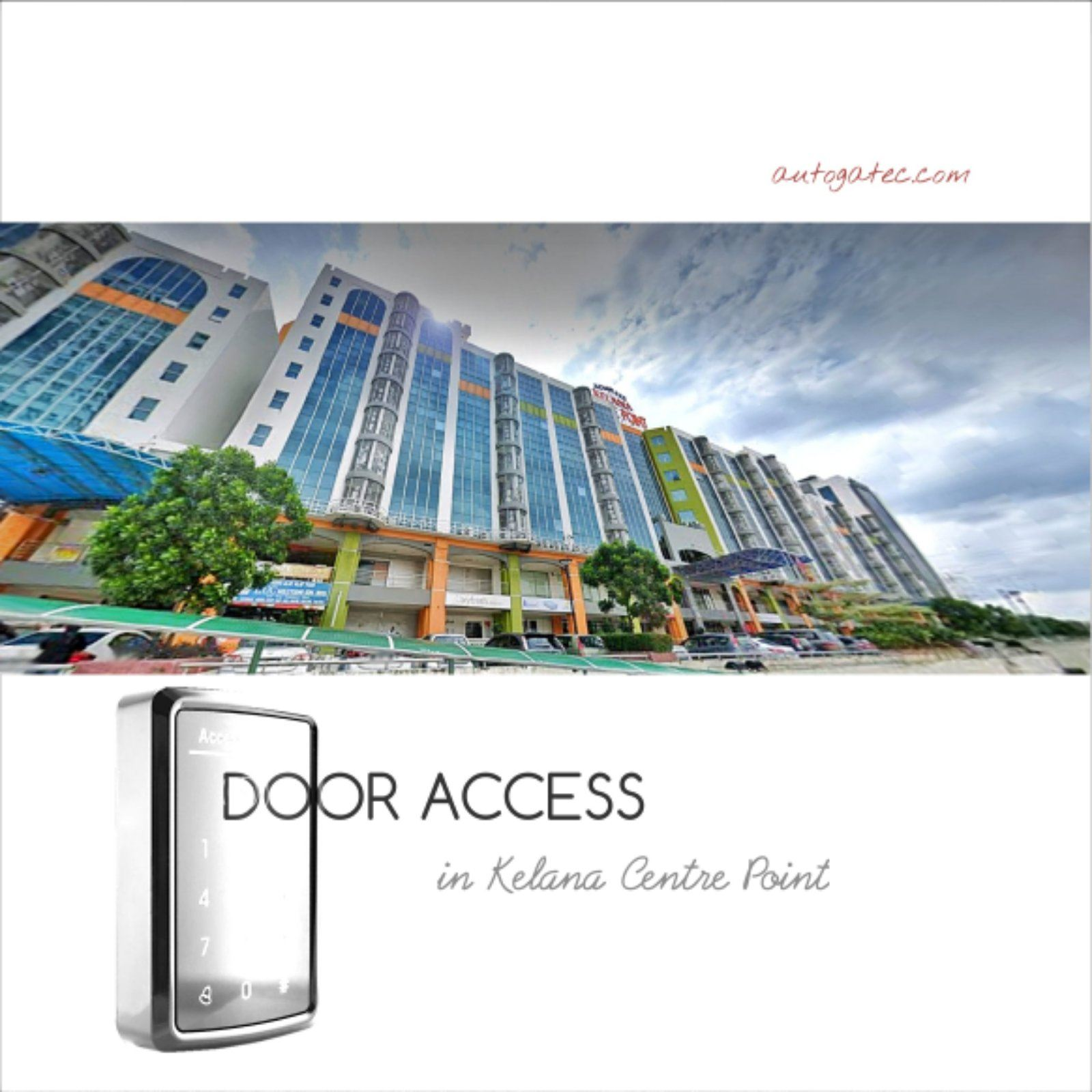 Door Access in Kelana Centre Point
