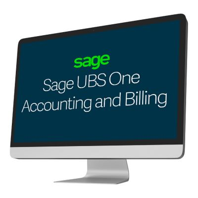 Sage UBS One Accounting & Billing