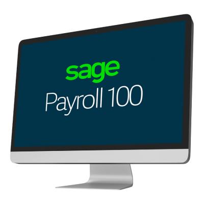 Sage Payroll 100