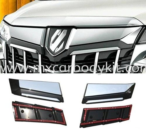 TOYOTA ALPHARD 30 2018 M TYPE FRONT GRILLE CHROME COVER ALPHARD 30 2018 TOYOTA
