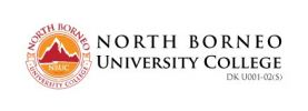 Master in Management NORTH BORNEO UNIVERSITY COLLEGE (SABAH)