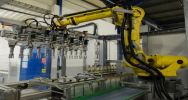 Special P&P System Automatic Cartooning Solution Automatic Packaging Machine