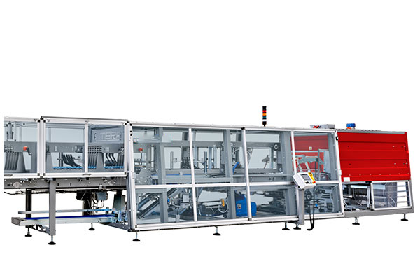 Automatic Shrink Wrapping Machine for Medium Speed