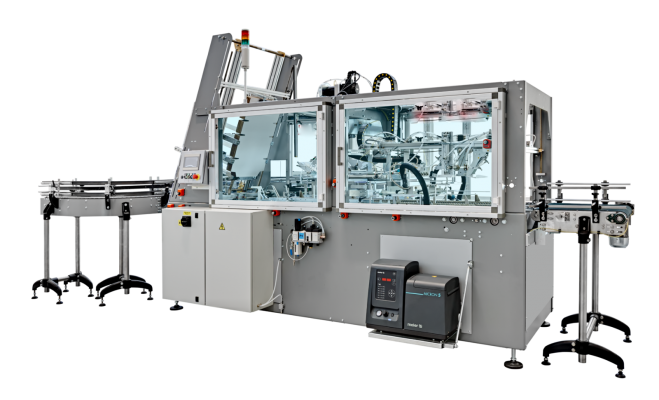 Automatic Wraparound Packer for low speed