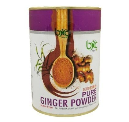 Ginger Powder 100g/can 无糖姜粉
