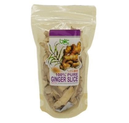 BNC - 100% Pure Ginger Slice 純薑絲  (50gm/pack)