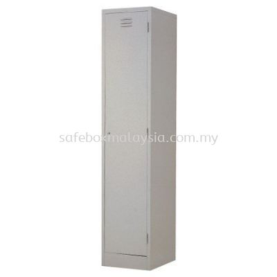 One Compartment Steel Locker