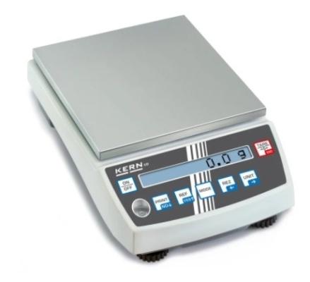 KB 1200-2N Kern Electronic Scales, 1.21kg Capacity