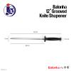 """12"""" Grooved Knife Sharpener Knife Sharpener Kitchen Tools"""