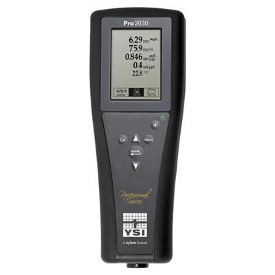 YSI Pro2030 Dissolved Oxygen, Conductivity, Salinity Instrument