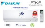 Daikin 1.5HP Standard Inverter Air Conditioner R32 R32 Inverter Air Conditioner DAIKIN AIR CONDITIONER