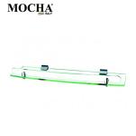 MOCHA M307 GLASS SHELF