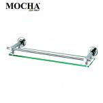 MOCHA M302 GLASS SHELF