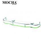 MOCHA M304 GLASS SHELF