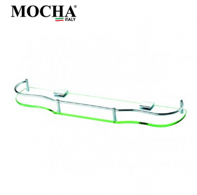 MOCHA M304 GLASS SHELF