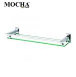 MOCHA M301 GLASS SHELF