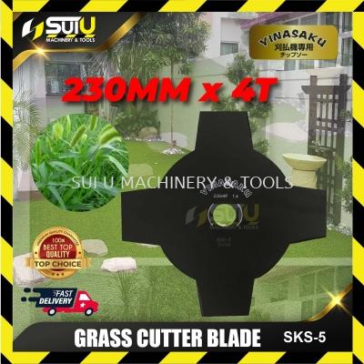 Yinasaku SKS-5 / Grass Cutter 230MM X 24.4MM 4P