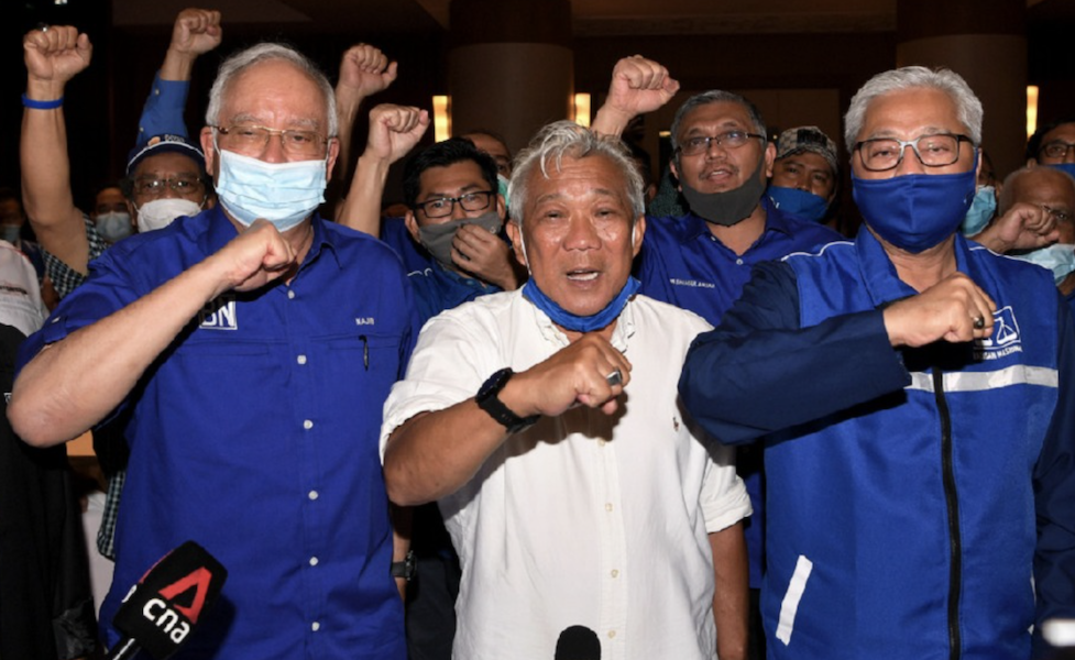 Source: PN, BN and allies have 41 seats, want swearing-in today