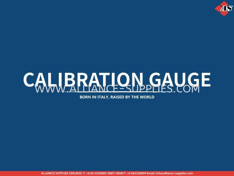 DASQUA Calibration Gauge 12.01.7 DASQUA Calibration Gauge 12.01 DASQUA Measuring Tools 12.MEASURING INSTRUMENTS
