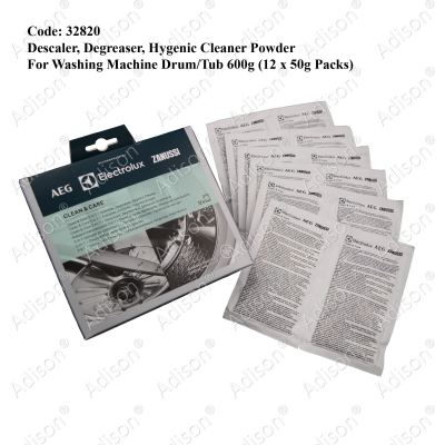 Code: 32820 Descaler, Degreaser, Hygenic Cleaner