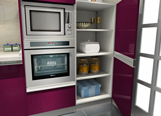 Latest Kitchen Cabinet Design Suitable Malaysia