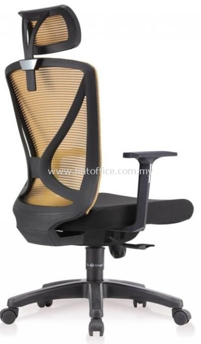 Polo 1 HB - High Back Mesh Chair