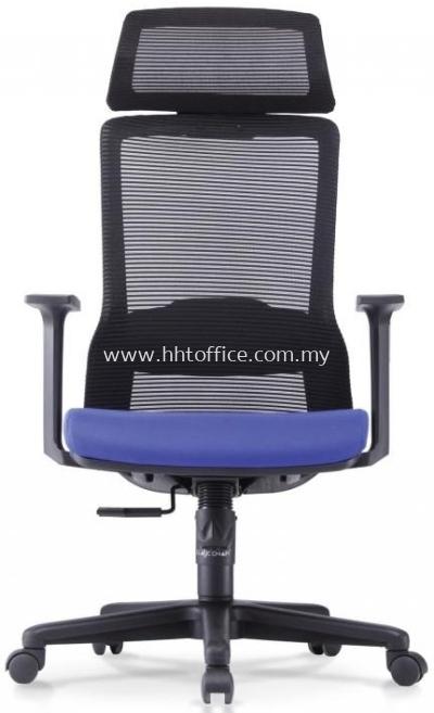Komo 1 HB - High Back Mesh Chair