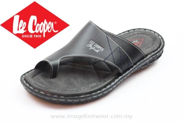 LEE COOPER Men Slipper -LC-1702- BLACK Colour