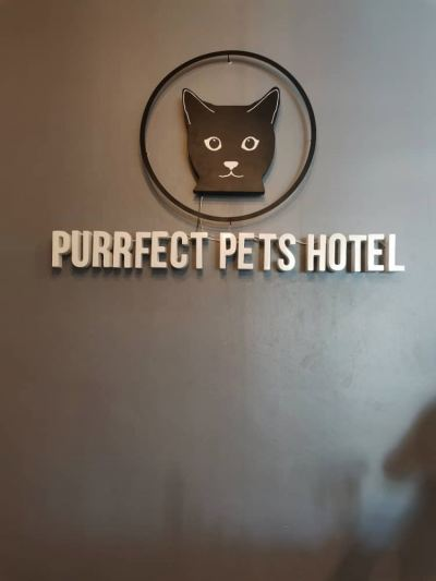 Purrfect Pets Hotel