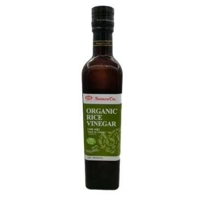 organic rice vinegar 有机米醋 500ml