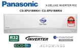 Panasonic 2.0HP X-Deluxe Inverter Air Conditioner R32 Series with nanoe™ Technology CS-XPU18WKH R32 Inverter Air Conditioner PANASONIC AIR CONDITIONER