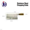 Stainless Steel Chopping Knife Knife Kitchen Utensils