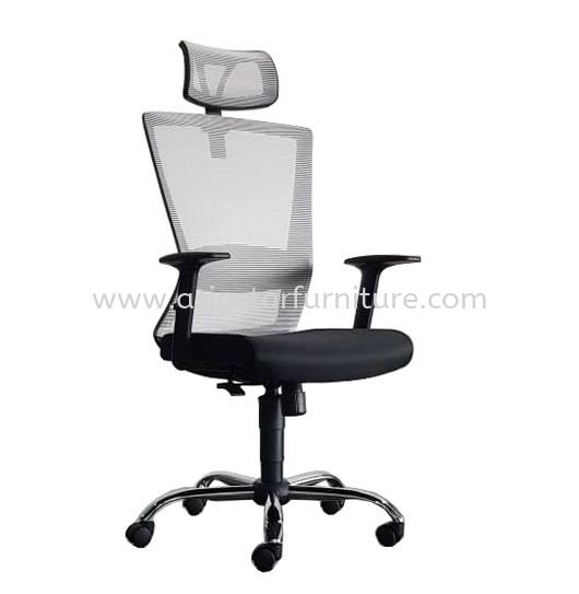 WILLY 2 HIGH BACK MESH OFFICE CHAIR -mesh office chair puncak kiara   mesh office chair sri hartamas   mesh office chair publika