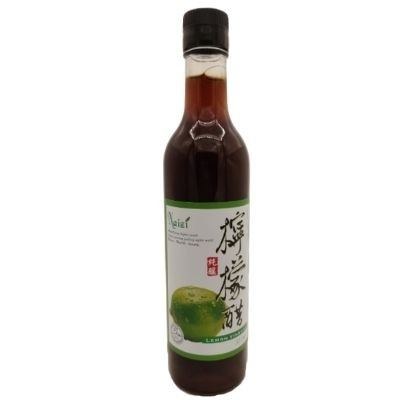 Naizi Lemon Vinegar 奈子柠檬醋375ml