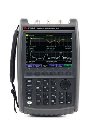 KEYSIGHT N9912A FieldFox Handheld RF Analyzer, 4 GHz and 6 GHz