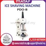 Ice Shaving Machine PDO-B
