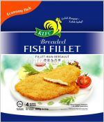 Breaded Fish Fillet