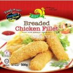 Breaded Chicken Fillet