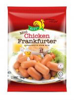 Mini Chicken frankfurter