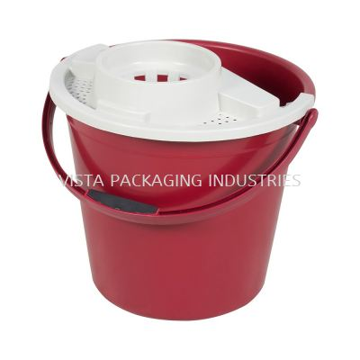 MOP PAIL WITH COVER