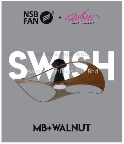 SWISH MB + Walnut - VENTO - NSB