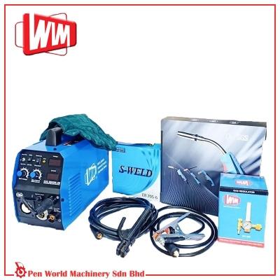 WIM EVO MIG 200 SG PROTABLE 200AMP MIG WELDING MACHINE