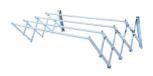 SUS304 Wall Retractable Cloth Rack (H/D)