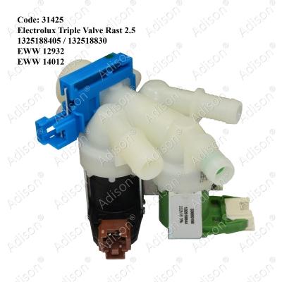 Code: 31425 Electrolux Triple Valve