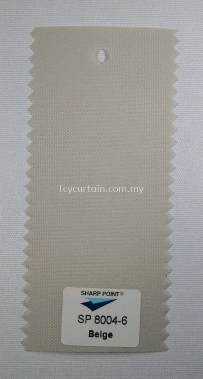 Beige Dim Out Vertical Blind