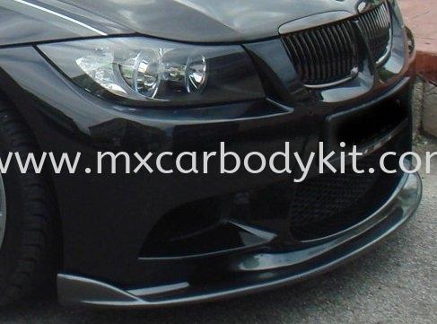 BMW 3 SERIES E90 2005-2011 M3 LOOK HAMAN STYLE FRONT LIP  E90 (3 SERIES) BMW