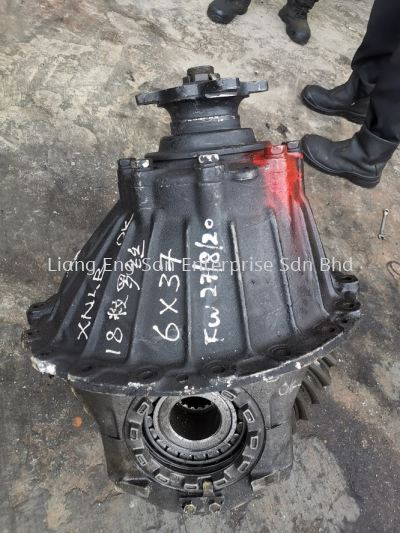 FUSO REAR AXLE GEARBOX